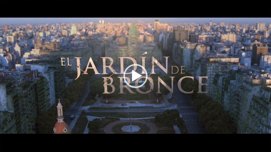 HBO El Jardin de Bronze